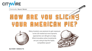 """How are your slicing you American Pie""?"